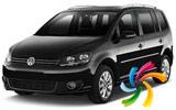 Volkswagen Touran 5+2 Seater o automóvil de iguales características