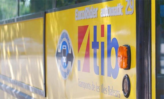 Bus Ibiza