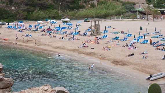 Playa Port de Sant Miquel