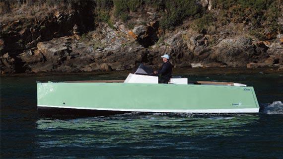 Alquiler de Smart Boat 23