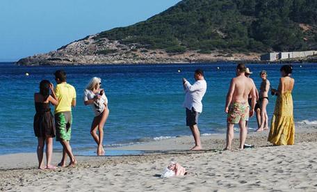 Hoteles en Playa d'en Bossa