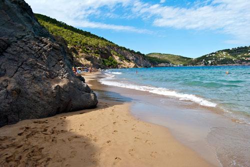 Aiguas Blancas Playas de Ibiza