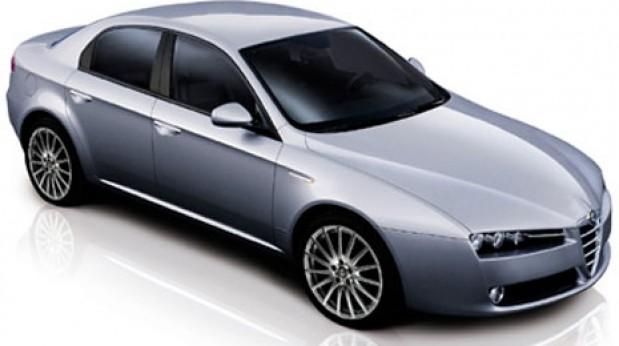 Alquiler de coches Alfa Romeo 159 en Ibiza