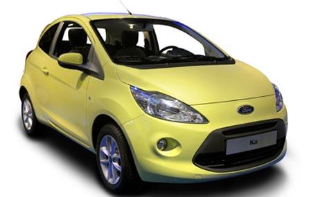 Alquiler de coches Ford Ka en Ibiza