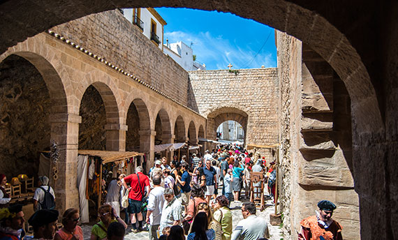 ibiza medieval 2013 Ibiza Medieval 2013
