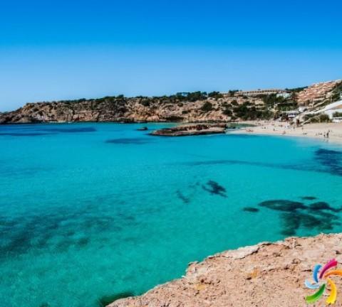 Banderas azules Ibiza 2013