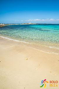 Playa Es Pujol Formentera