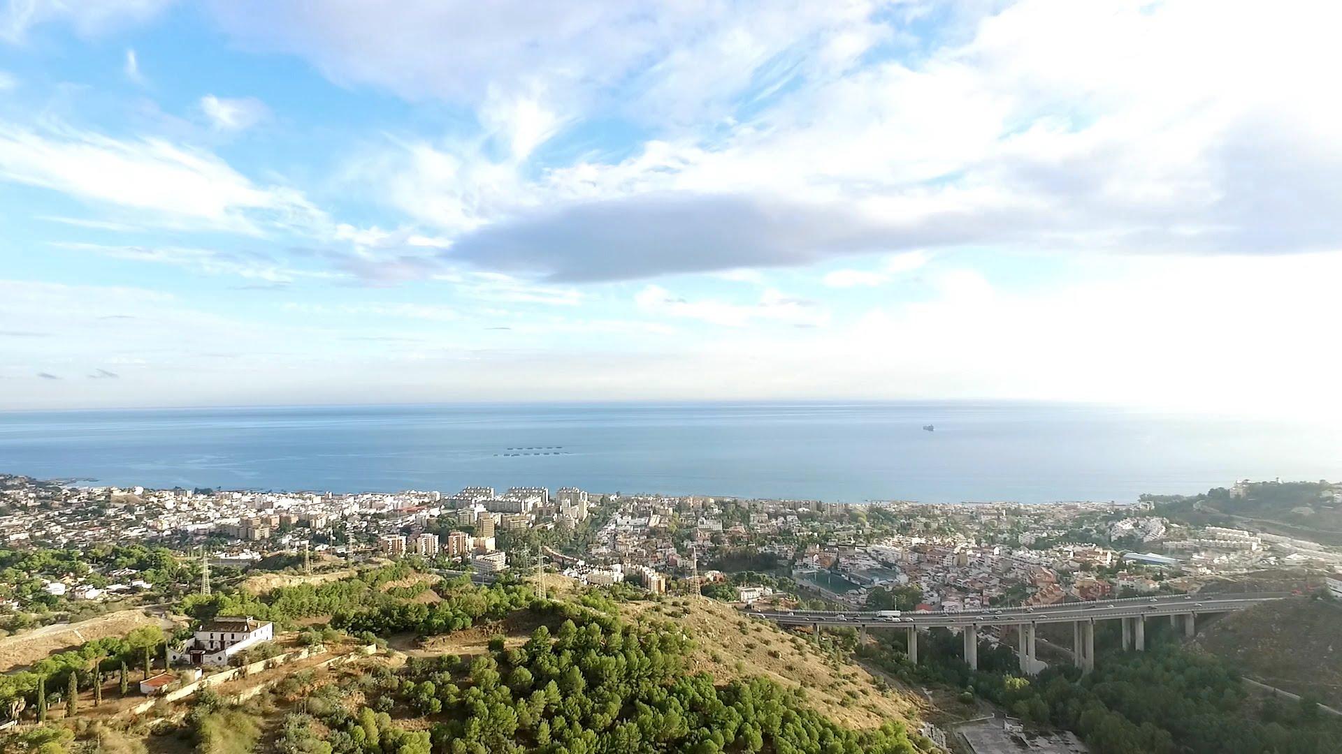 Alquiler de coches en Málaga: recorriendo Málaga Este
