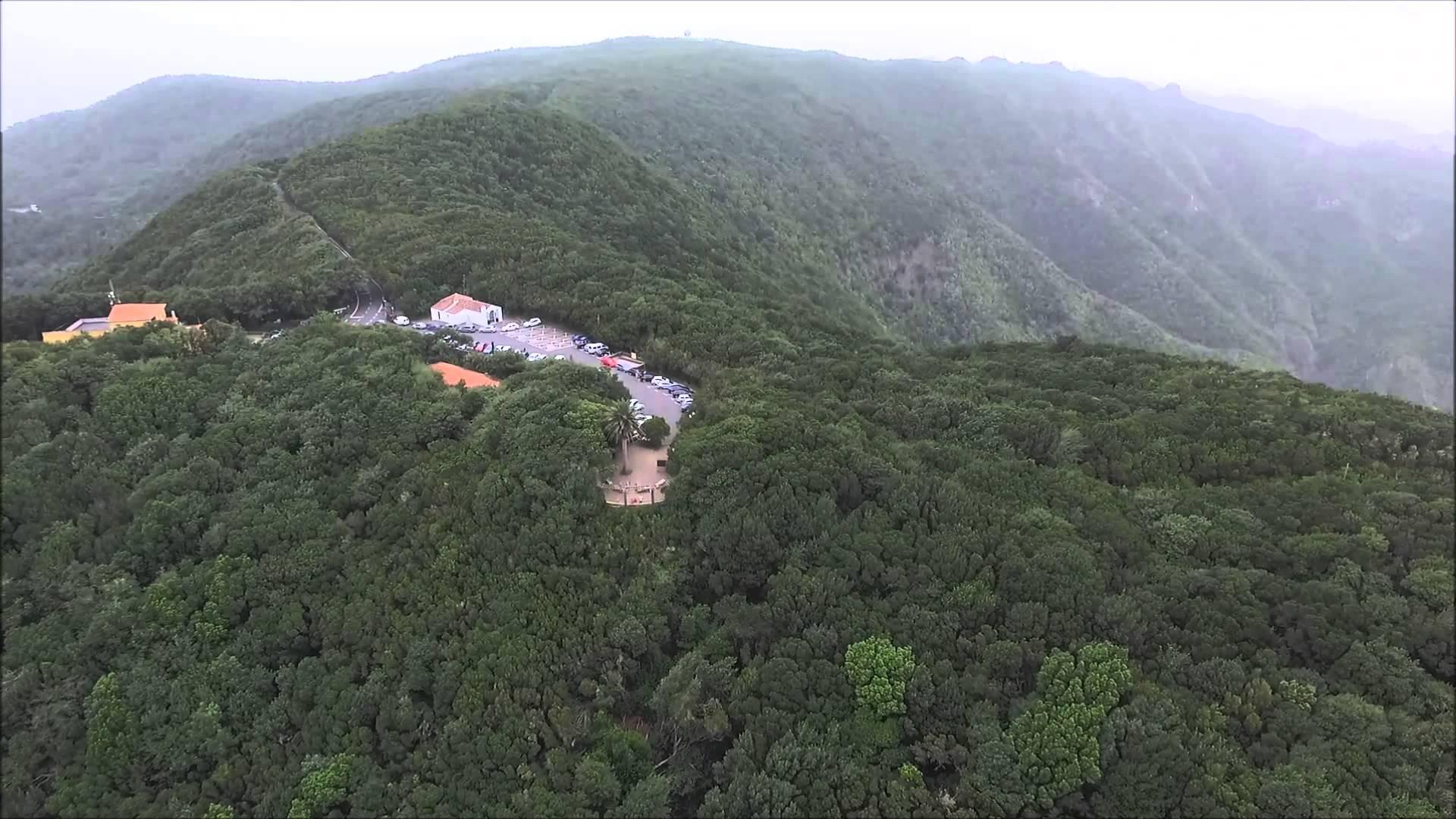 Que ver en Tenerife Sur: Mirador de la Cruz del Carmen