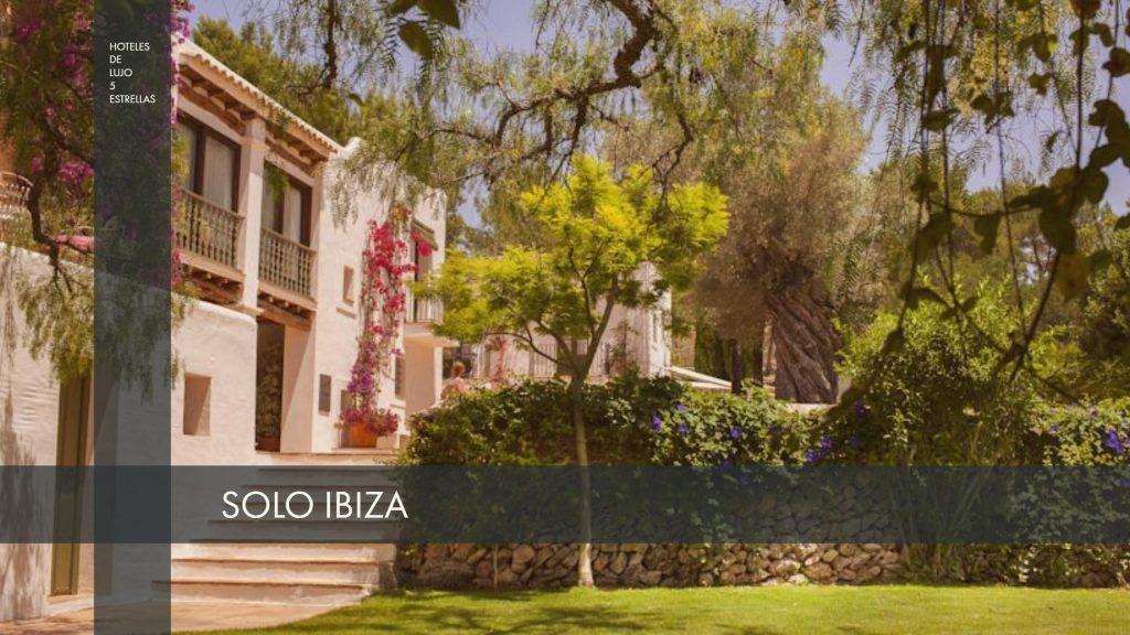 Hotel 5 Estrellas Agroturismo Ibiza