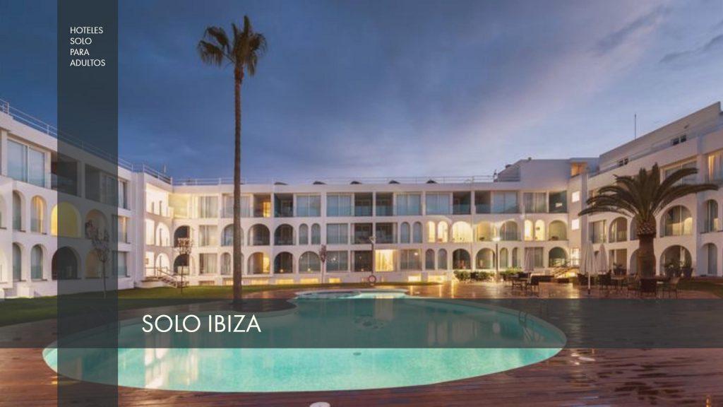 Hotel Adultos Ibiza