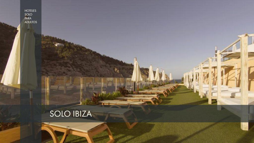 Hoteles Para Adultos En Ibiza