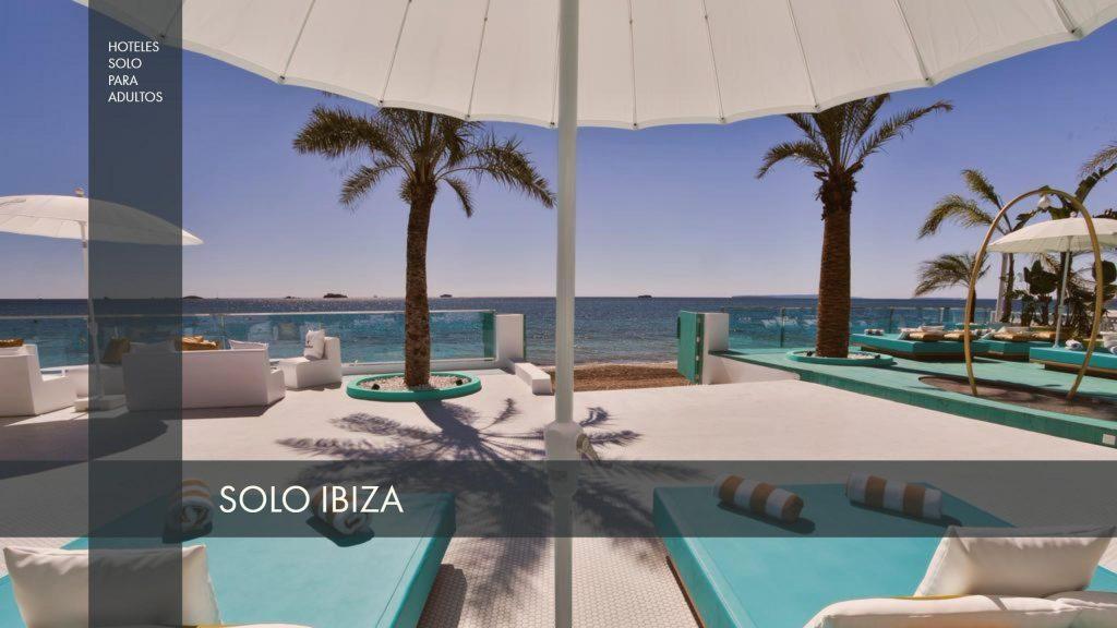 Hoteles Solo Adultos Ibiza