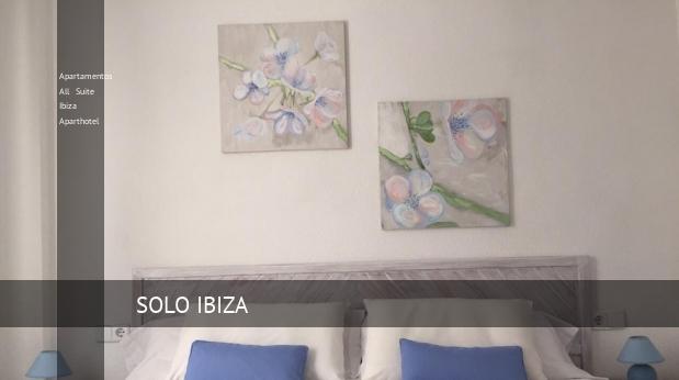 Apartamentos All Suite Ibiza Aparthotel, opiniones y reserva