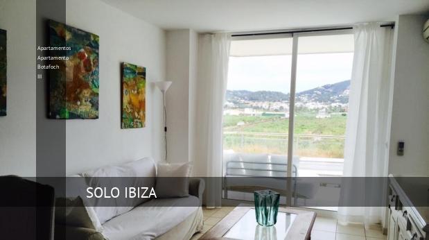 Apartamento Botafoch III, opiniones y reserva