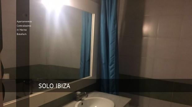 Apartamentos Centralissimo in Marina Botafoch, opiniones y reserva