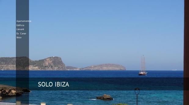 Apartamentos Edificio Llevant Es Canar Ibiza, opiniones y reserva