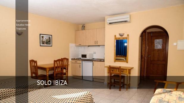 Estudios-Hotel Tropicana, opiniones y reserva