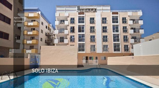 Apartamentos Formentera 2, opiniones y reserva