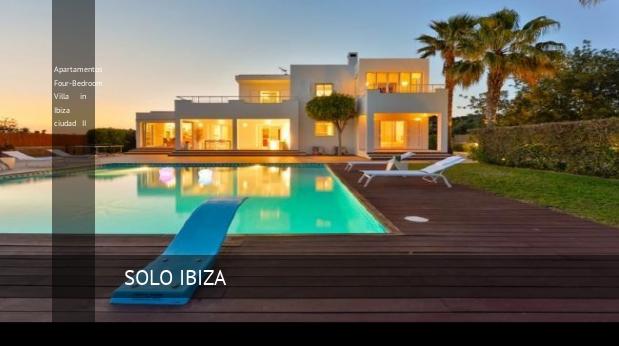 Four-Bedroom Villa in Ibiza ciudad II, opiniones y reserva