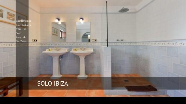 Four-Bedroom Villa in Sant Josep de Sa Talaia, opiniones y reserva