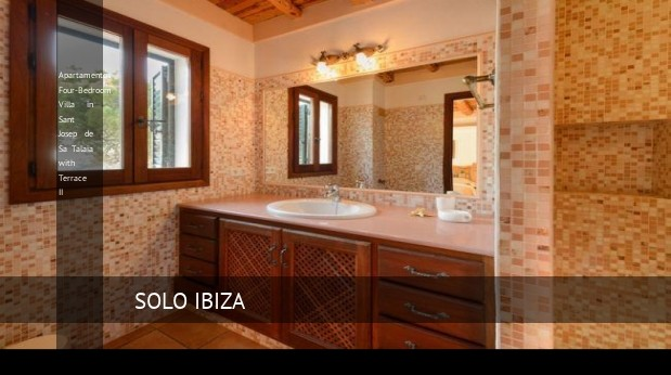 Four-Bedroom Villa in Sant Josep de Sa Talaia with Terrace II, opiniones y reserva