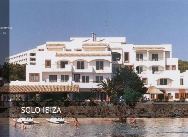 Apartamentos Playa Es Cana, opiniones y reserva