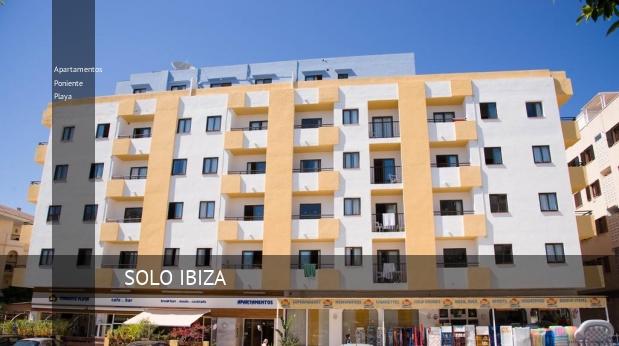 Apartamentos Poniente Playa, opiniones y reserva