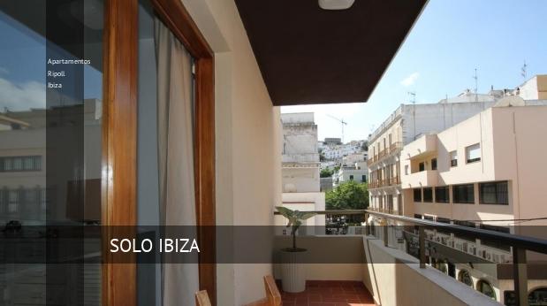 Apartamentos Ripoll Ibiza, opiniones y reserva