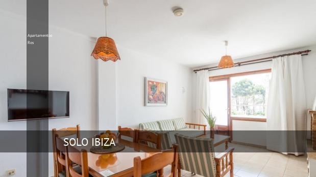 Apartamentos Ros, opiniones y reserva