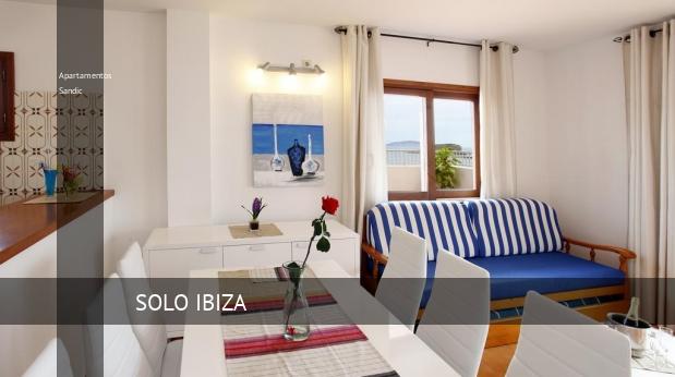 Apartamentos Sandic, opiniones y reserva