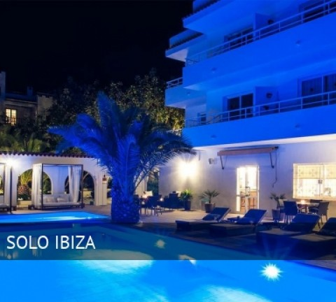 Apartamentos Secret Oasis Ibiza-Only Adults, opiniones y reserva