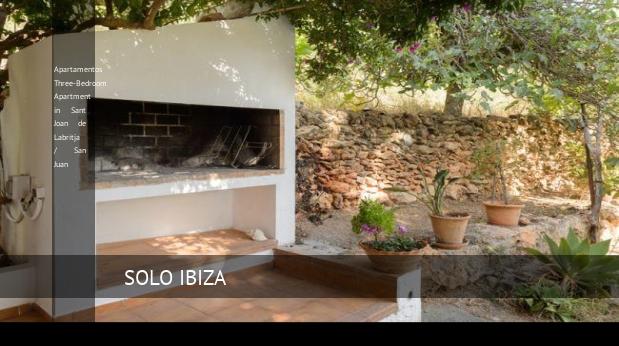 Apartamentos Three-Bedroom Apartment in Sant Joan de Labritja / San Juan, opiniones y reserva