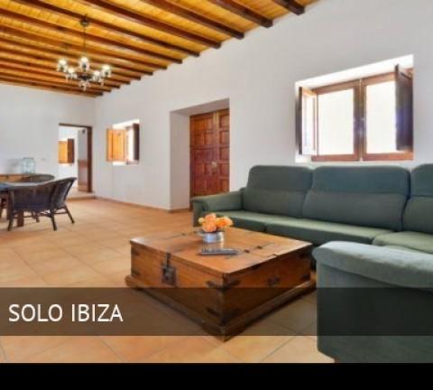 Apartamentos Three-Bedroom Holiday home in Santa Eulalia del Río with Pool III, opiniones y reserva