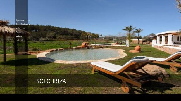Two-Bedroom Villa in Santa Eulalia del Río, opiniones y reserva