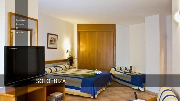 Hotel Aparthotel Rosamar All Inclusive, opiniones y reserva