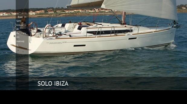 Villa Boat in Sant Antoni de Portmany (11 metres) 3, opiniones y reserva