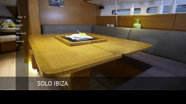 Villa Boat in Sant Antoni de Portmany (13 metres) 3, opiniones y reserva