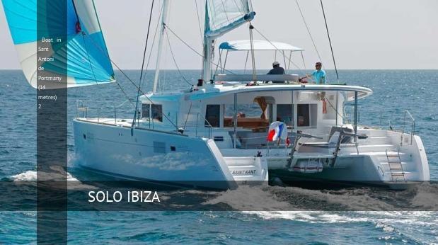 Villa Boat in Sant Antoni de Portmany (14 metres) 2, opiniones y reserva
