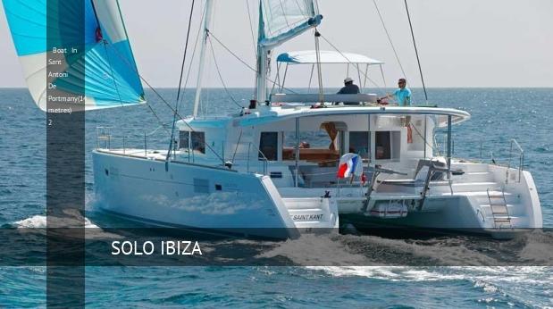 Villa Boat In Sant Antoni De Portmany(14 metres) 2, opiniones y reserva