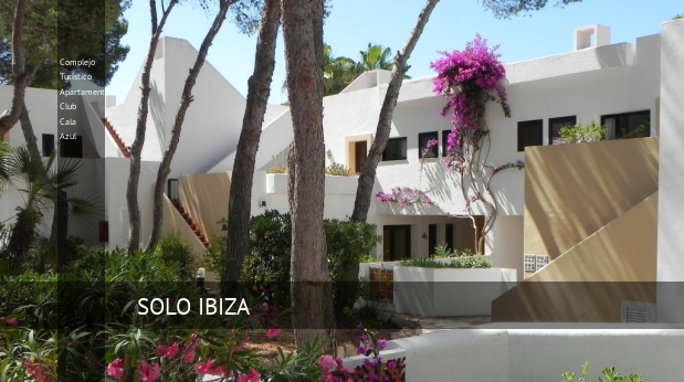 Apartamentos Club Cala Azul, opiniones y reserva