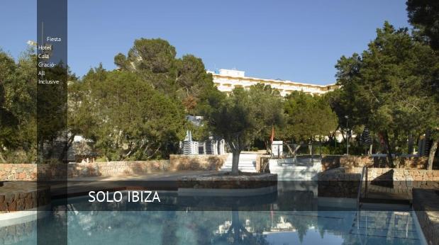 Fiesta Hotel Cala Gració- All Inclusive, opiniones y reserva