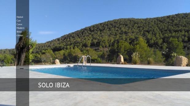 Hostal Can Cava: Modern Ibiza classic, opiniones y reserva