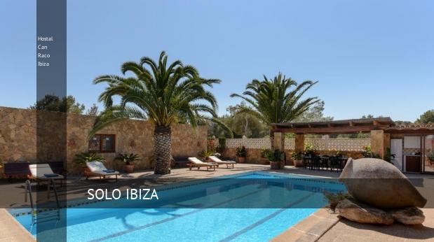 Hostal Can Raco Ibiza, opiniones y reserva