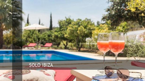 Hostal Can Rosa Ibiza, opiniones y reserva