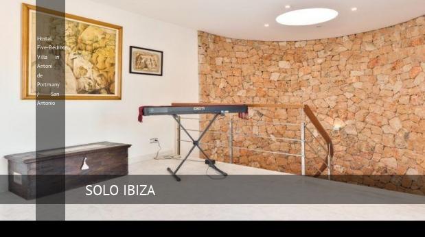 Five-Bedroom Villa in Antoni de Portmany / San Antonio, opiniones y reserva