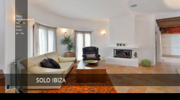 Five-Bedroom Villa in Santa Eulalia del Río, opiniones y reserva