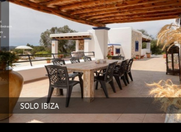 Hostal Four-Bedroom Holiday Home in Ibiza, opiniones y reserva