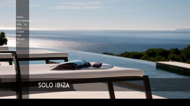 Four-Bedroom Villa in Ibiza Ciudad with Terrace III, opiniones y reserva