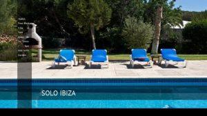 Four-Bedroom Villa in Sant Josep de Sa Talaia / San Jose with Garden, opiniones y reserva